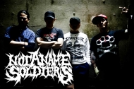 Pure, angry hardcore from NOT A NAME SOLDIER