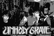 UNHOLY GRAVE Interview